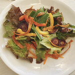 窯蔵 - サラダ