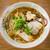 うらしま - 料理写真:中華そば 1.5玉