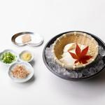 ろばた焼き 海賊 - ざる豆腐 580円