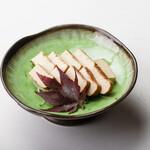 ろばた焼き 海賊 - くんせい豆腐 400円