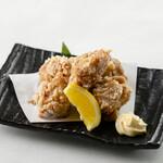 ろばた焼き 海賊 - 伊達鶏の唐揚げ 580円
