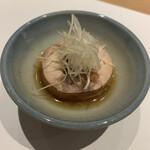 Ebisusushishiorianyamashiro - あん肝の生姜煮