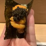 Ebisusushishiorianyamashiro - 紫ウニの巻物