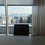 Shisenhanten - 窓際のテーブル席