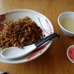 Chuukaryourishinyue - 黒炒飯