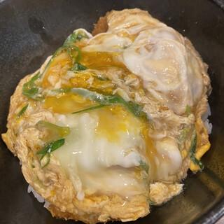 めん処 栄家 - 料理写真:カツ丼