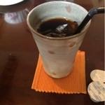 珈琲屋 モンキー - 料理写真:アイスコーヒー