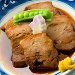 金峰 - 豚角煮(長時間煮込んで仕上げたお肉がやわらか~い)