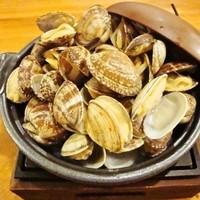 魚鮮水産株式会社 - あさり陶板