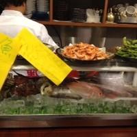 魚鮮水産株式会社 - カウンター