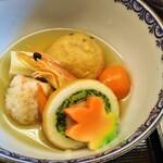和食処 梵 - 湯豆富御膳