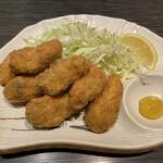 居酒屋源六 - カキフライ【700円】