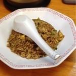 新福菜館  久御山店 - 焼き飯