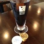 GOA - ドリンク選択:アイスコーヒー
