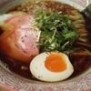 ラーメン バードマン - 料理写真:淡麗煮干しsoba・たまり醤油。