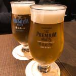 くらのあかり - 生ビール