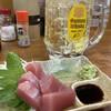 Tokuichi - 料理写真:生まぐろお造り 330円