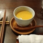 ととら亭 - ランチのスープ(ポタージュ)です