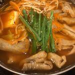 Nikumotsuyajimbou - ホルモン煮