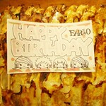 FARO 花楼 - FARO名物・塩で食べる餃子・やなぎ橋焼き餃子 10個 400円 が 誕生月のプレゼントで ナントォ! 61個の登場です!!!     2020.12.04