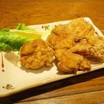 FARO 花楼 - 定番 若鶏の唐揚げ 5個 700円(税別)。     2020.12.04     2020.12.04