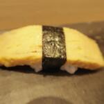 寿し松 - 玉子焼き