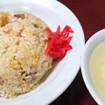 中華料理 しむら - 料理写真:チャーハン