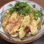 えびす製麺所 - ごぼう天うどん 500円