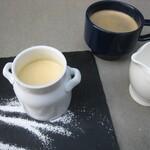 タカナシミルクレストラン - 低温殺菌ミルクプリン