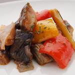 ポップラス - 彩り野菜のカポナータ