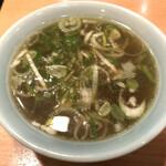 ニュー 菜苑 - スープ