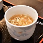 福全徳 香港名菜 - 【焼味セット@1,380円】スープ