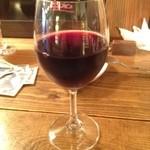 kitchenばるきど - 赤ワイン