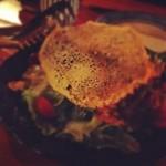 まるげ - くるみとチーズのパリパリサラダ