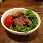 kitchenばるきど - 自家製コンビーフ(訪問2回目)