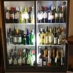 kitchenばるきど - ワインがズラ〜リ