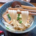 手延べ麺お食事処 銀四郎 - うどん 麺リフト