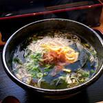 手延べ麺お食事処 銀四郎 - にゅうめん ¥550 (税込)