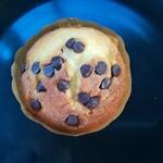 八ツ波製パン - 料理写真:マフィン(チョコチップ)