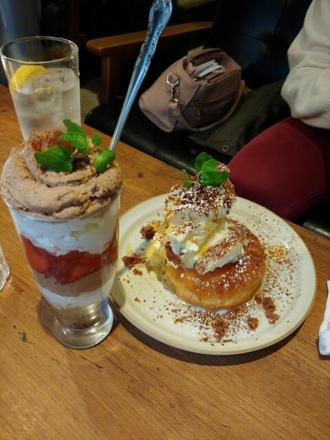 cafe garage Dogberryの料理の写真
