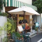 いちょうの木 - 北品川駅から歩いて5分くらいのところにお店があります。