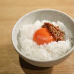VERMICULAR RESTAURANT THE FOUNDRY - バーミキュラの炊きたて卵かけご飯☆