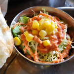ガナパティ - サラダ
