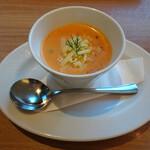 サラベス - ベルベッティークリームトマトスープ