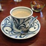 とんかつ 浜勝 - トアルコ・トラジャコーヒー
