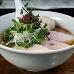 epilogue 08 - 料理写真:NEW特製シャンピニオン&東北地鶏2種ブレンド
