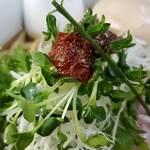 epilogue 08 - ドライトマトと穂紫蘇
