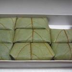 14261945 - 柿の葉寿司
