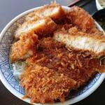 ソースカツ丼・そば きりの実 - 駒ヶ根ソースかつ丼
