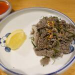 焼肉ホルモンブンゴ - センマイ刺